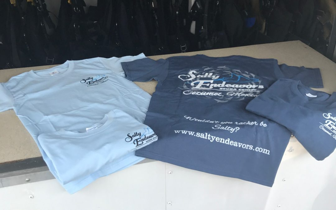 T-shirts for all!