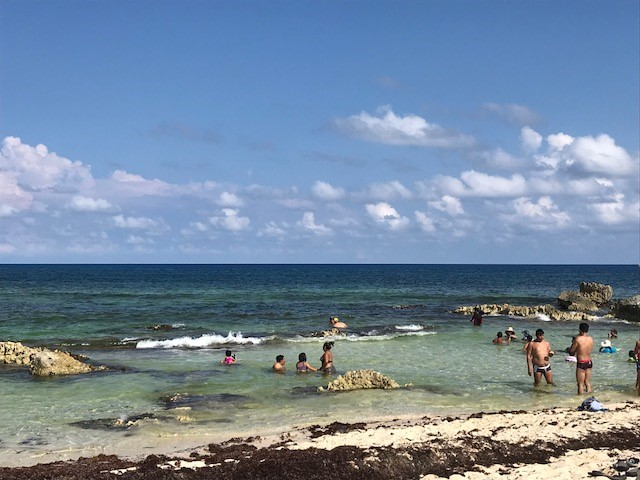 cozumel beaches