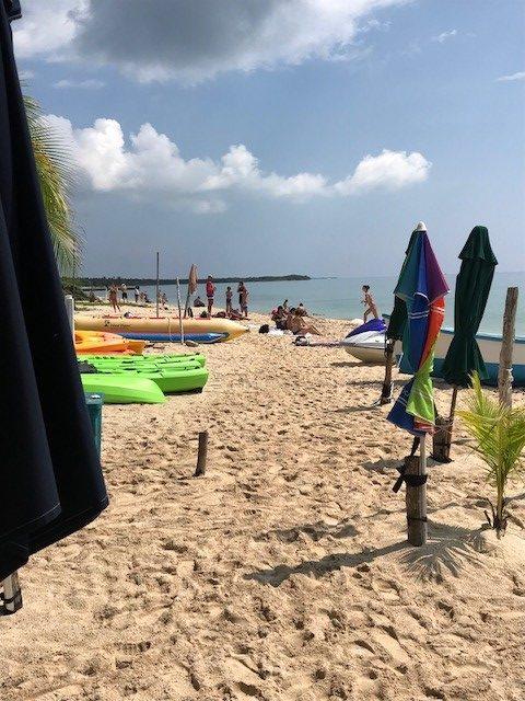 cozumel beaches